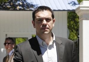 Лидер левых Греции обрушился на Меркель и ЕС