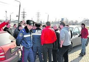 В ГАИ рассказали свою версию инцидента с Дорожным контролем в Запорожье
