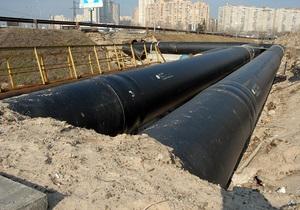 Киевводоканал просит прокуратуру заняться предприятиями, загрязняющими сточные воды
