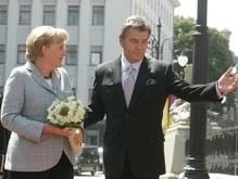 Меркель подтвердила, что Украина станет членом НАТО