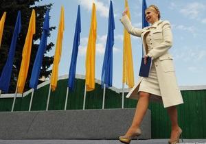 Тимошенко грозит Азарову массовыми акциями протеста и требует отчета о договорах с Россией
