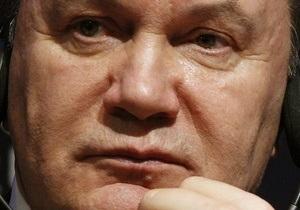 Янукович подписал указ о присуждении шести деятелям культуры Шевченковских премий