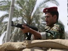На юге Ирака идут ожесточенные бои