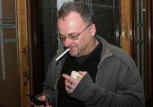 Телеведущий Роман Чайка сравнил Хорошковского с Путиным