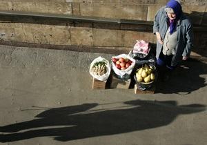 Официальный уровень безработицы в Украине снизился