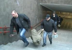 Белорусский блогер опубликовал альтернативную версию теракта в минском метро