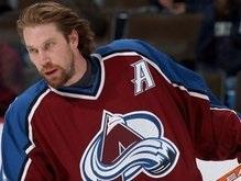 Легендарный шведский хоккеист вернулся в Колорадо