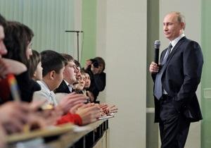 Путин объяснил, почему не пользуется соцсетями