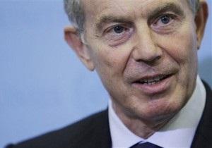 Власти Казахстана наняли Тони Блэра в советники