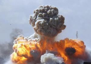 В родном городе Каддафи погибли более 100 человек при взрыве цистерны с горючим