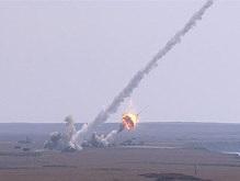 Во время учений в Крыму ракеты полетели не в ту сторону