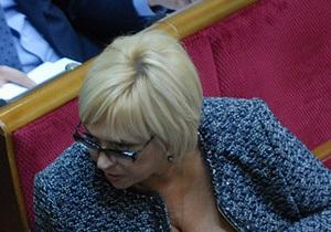 Лутковская подала в суд на Кужель