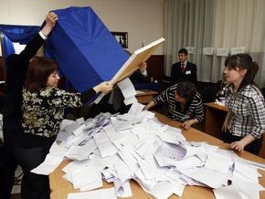 ЦИК Молдовы объявила окончательные результаты парламентских выборов