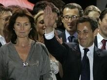 Экс-супруга Николя Саркози вновь выходит замуж