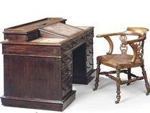 Стол Чарльза Диккенса и волосы Джейн Остин выставили на аукцион