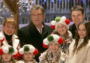 Ющенко: Я очень хочу, чтобы Святой Николай открыл наши сердца для любви