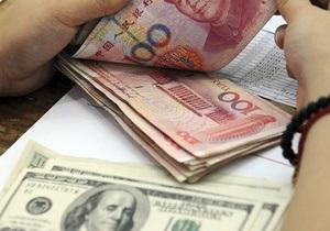 Китай повысил курс юаня до 17-летнего максимума