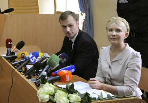 Суд может отстранить Титаренко от защиты Тимошенко