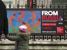 Россия побоялась выставить свои картины в Великобритании