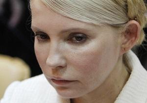 Тимошенко: Я требую закрыть сфабрикованное дело