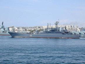 Корабли ЧФ отправляются к берегам Сомали на борьбу с пиратами