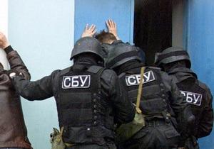 В Киеве СБУ задержала за взятку одного из руководителей региональной таможни