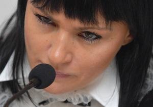 Кильчицкая заявила, что киевские медики поддерживают Януковича