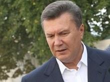 Янукович пообещал ответить  оранжевой орде