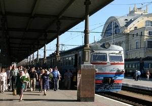С главного ж/д вокзала Львова эвакуировали больше тысячи людей