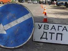 В Крыму перевернулся автобус с туристами: двое пострадавших