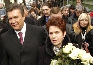 Герман: Людмила Янукович не будет делать из себя какую-то куклу