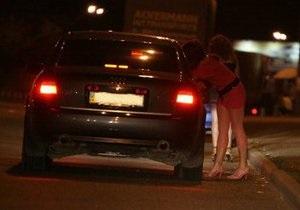 Одесская милиция уточнила для британских СМИ количество проституток в городе