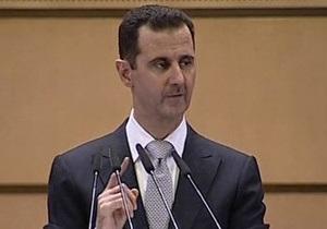 Асад заявил, что победит мятежников, даже если придется уничтожить Дамаск