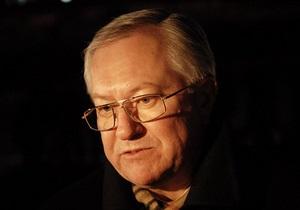 Тарасюк: Чем жестче будет приговор Тимошенко, тем жестче будет реакция ЕС
