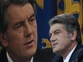 Ющенко доволен темпами евроатлантической интеграции Украины