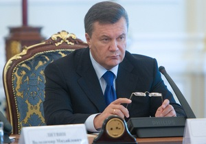 Янукович заявил, что политическая нестабильность повлияла на психологию украинцев