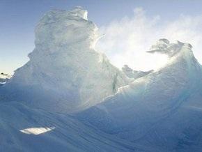 За последние пять лет растаяло 2000 миллионов тонн льда