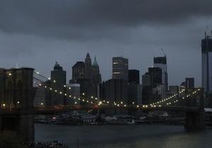 Нью-Йорк горит, взрывается и тонет