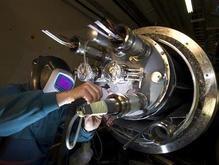 CERN представит сегодня вычислительную систему адронного коллайдера