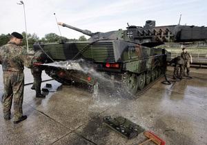 Бронетехника - танки - Катар заказал немецкую бронетехнику на 2,5 миллиарда долларов