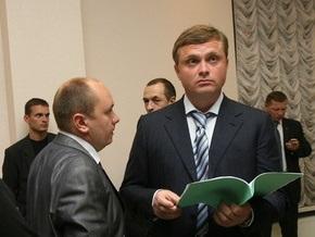 Левочкин обвинил Тимошенко в установлении информационной диктатуры