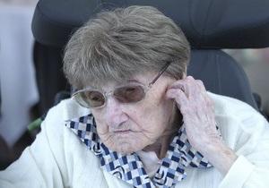 Во Франции скончалась старейшая жительница Европы
