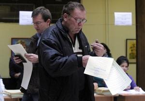 ЦИК: Во многих округах в электронную систему Выборы вносят  фантомные  результаты