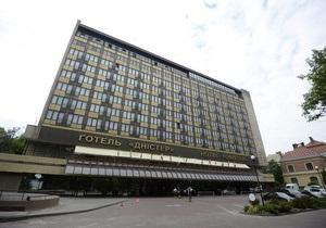 На фасадах всех украинских гостиниц будет указываться количество звезд