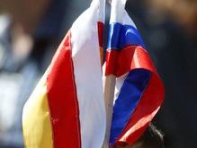 Южная Осетия обратилась к России с просьбой о признании независимости