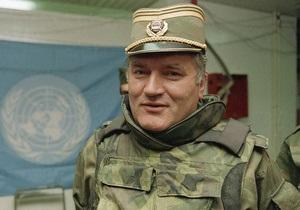 Сегодня Младич впервые предстанет перед Гаагским трибуналом