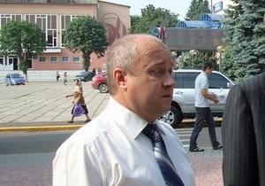 Янукович уволил главу РГА, избившего рыбаков