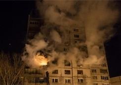 Взрыв Харьков. Происшествие в Харькове: Задержан мужчина, который занес в дом взорвавшийся баллон