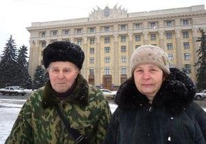 Добкин пообещал уволить человека, обматерившего харьковских ветеранов