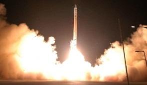 Израиль запустил очередной спутник-шпион